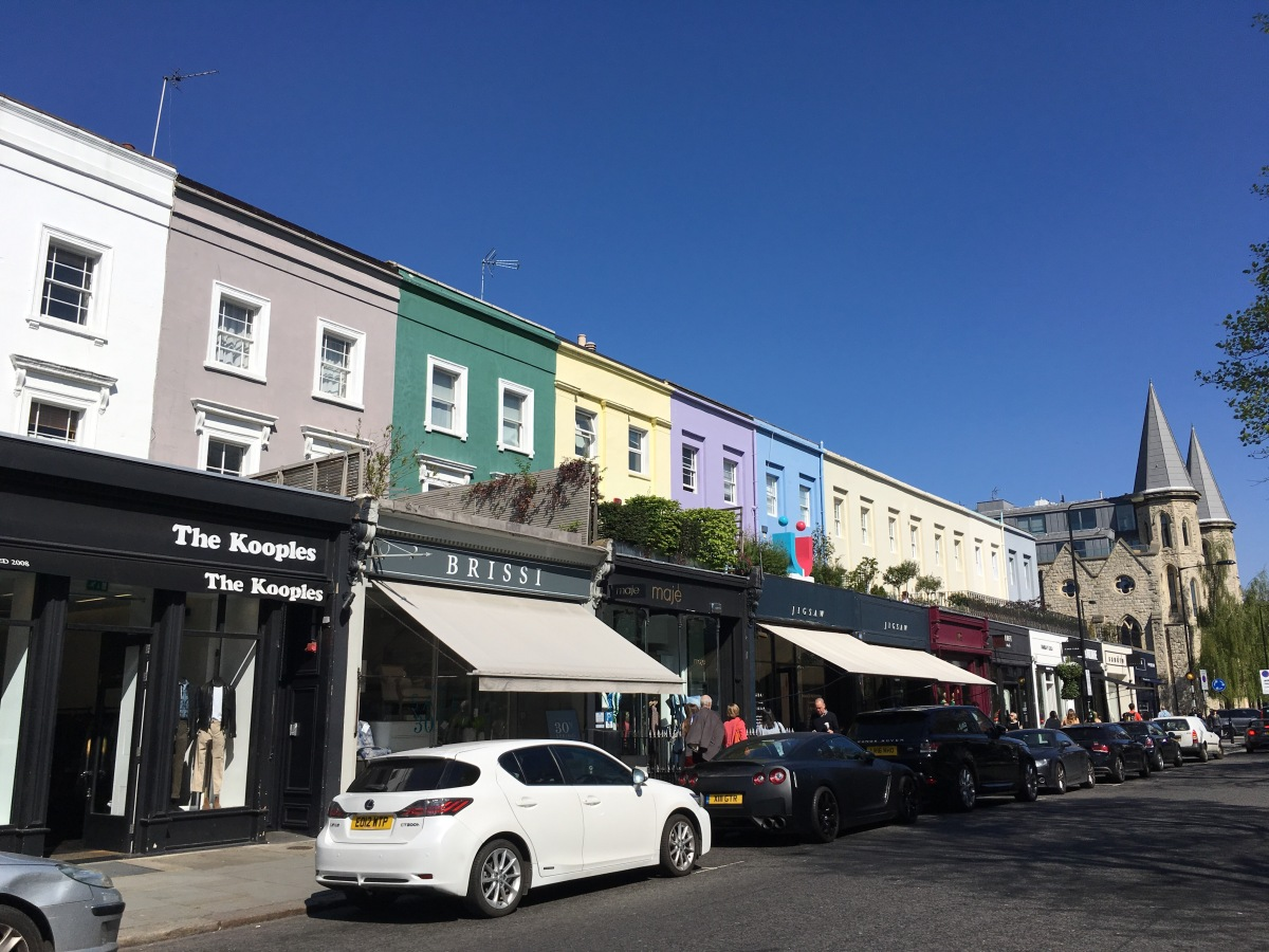 Ultimate Guide to Notting Hill