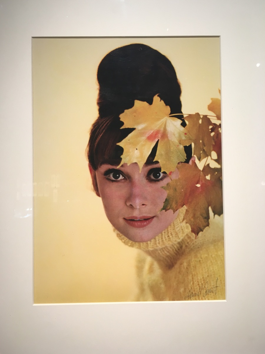 Audrey Hepburn at Christie's